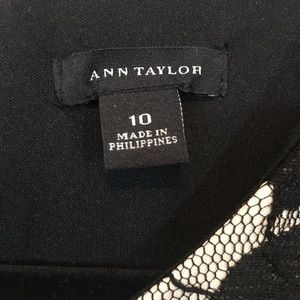 Ann Taylor Dresses - Anne Taylor Black dress career
